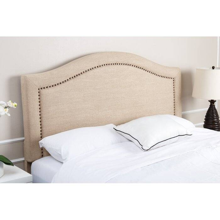 King Beqal Upholstered Panel Headboard Auction Crossroads Auction House